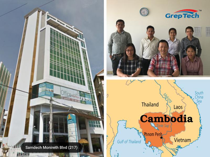 Grep Tech Cambodia