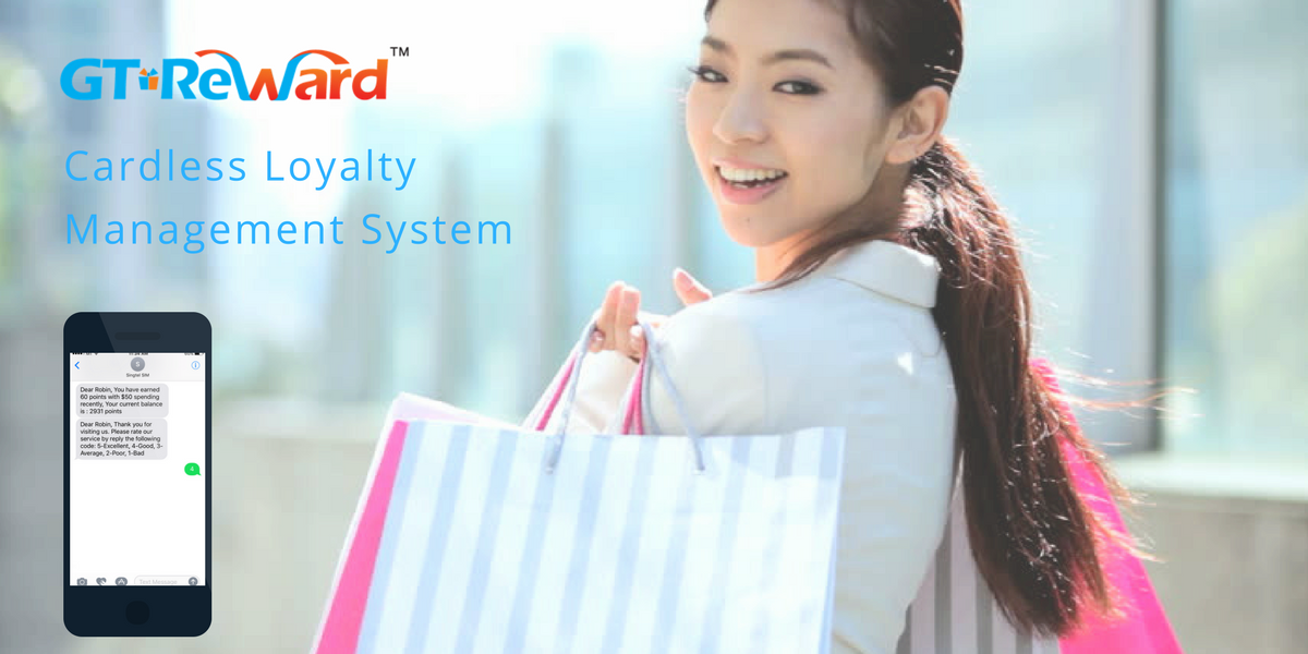 GT Reward Loyalty Management System