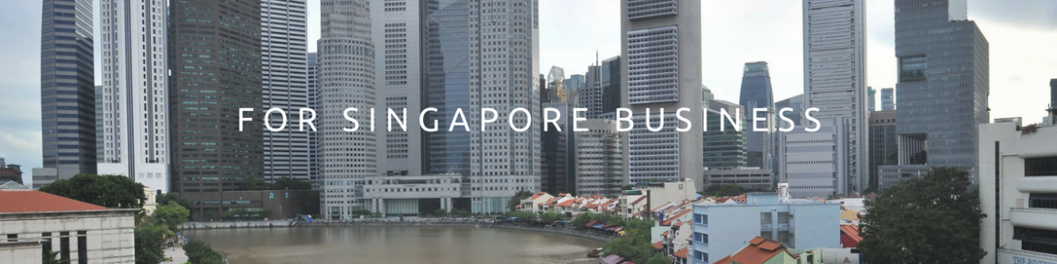 For Singapore Business Only
