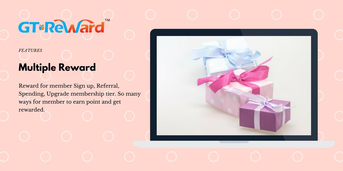 GT Reward - Multiple Reward
